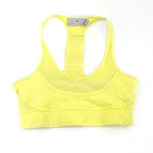 Adidas by Stella McCartney Neon sports bra Small